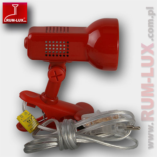 Lampka biurkowa L4A [czerwona]